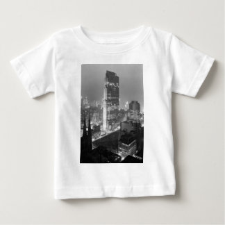 Rockefeller Center and RCA Building New York City Baby T-Shirt