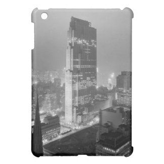 Rockefeller Center and RCA Building New York City iPad Mini Covers