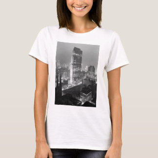 Rockefeller Center and RCA Building New York City T-Shirt
