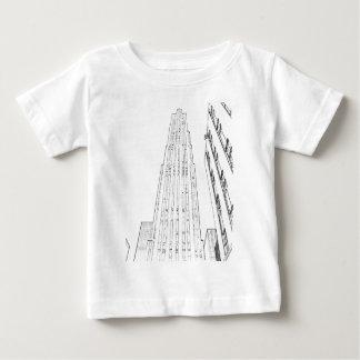 Rockefeller Center Baby T-Shirt