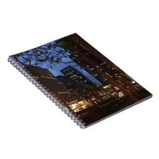Rockefeller Center Dawn NYC Architecture New York Notebook