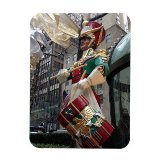 Rockefeller Center Drummer Boy Christmas New York Magnet