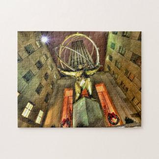 Rockefeller Center Puzzle