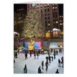 Rockefeller Center Tree 2011 Card