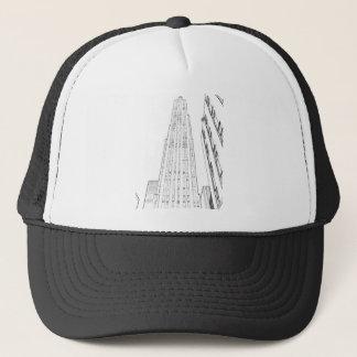 Rockefeller Center Trucker Hat