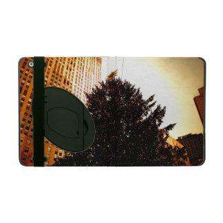 Rockefeller Ctr Christmas Tree iPad Case