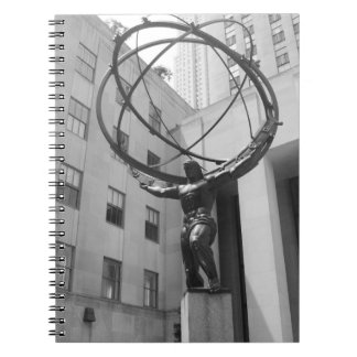 Rockefeller Man Notebook