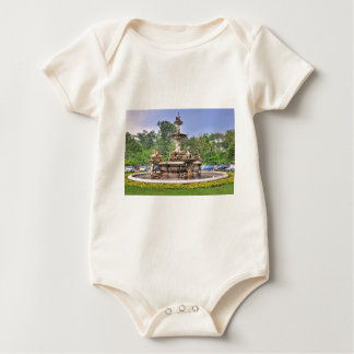 Rockefeller's Italian Fountain Baby Bodysuit