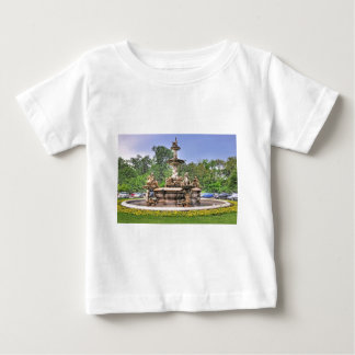 Rockefeller's Italian Fountain Baby T-Shirt