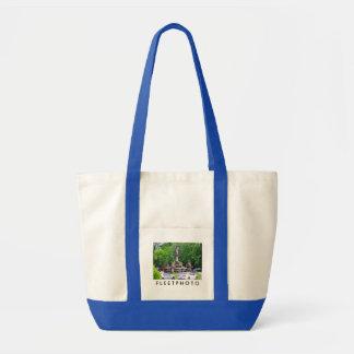 Rockefeller's Italian Fountain Tote Bag