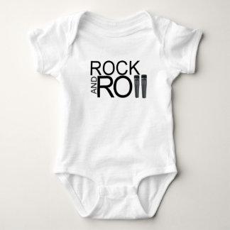 Rockems Baby Bodysuit