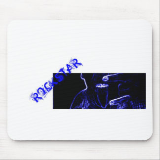 Rockems Rockstar Mouse Pad