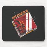 Rockenfolie mouse mat mousepad