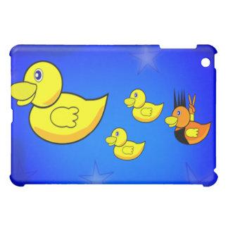 Rocker Duck iPad Mini Cases