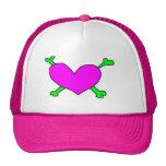 rocker girl hat