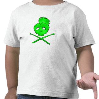 rocker (Green) Toddler T Shirt