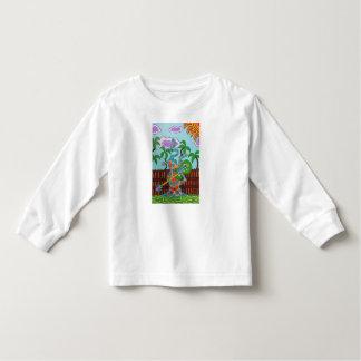 Rocker Kitty Toddler T-shirt