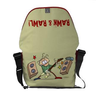 Rocker Courier Bag