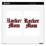Rocker Mom Decal For Kindle Fire