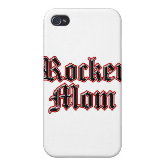 Rocker Mom Case For iPhone 4