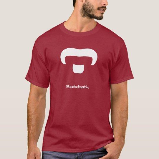 Rocker Mustache T-Shirt
