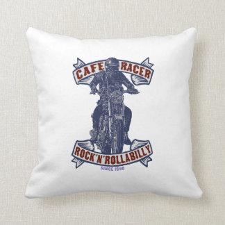 Rocker rider throw pillow