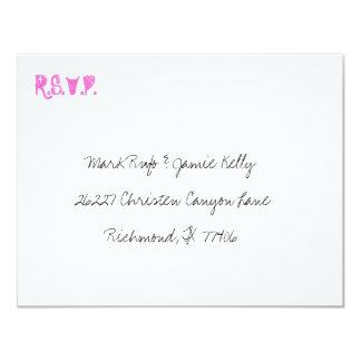 ROCKER RSVPs Card