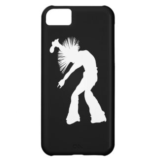 Rocker Silhouette iPhone 5C Cover