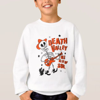 Rocker Skeleton Death Valley Sweatshirt
