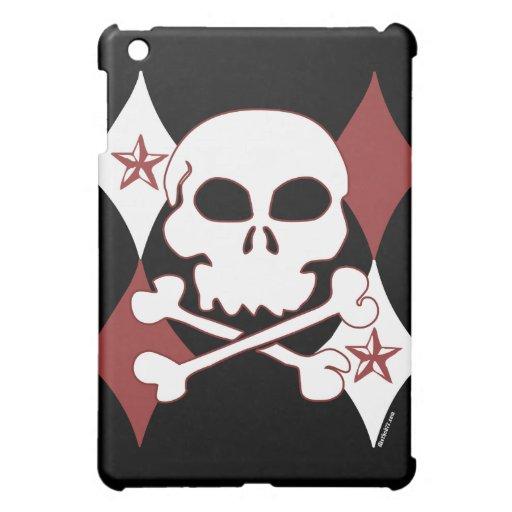 Rocker Skull iPad Cases