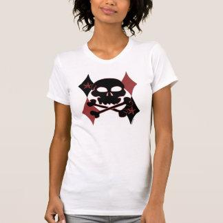 Rocker Skull Women's T-Shirt