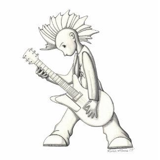 rocker statuette