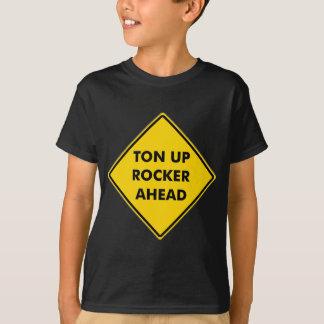 Rockers Caution Sign T-Shirt