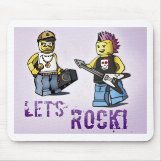 rockers mouse pad