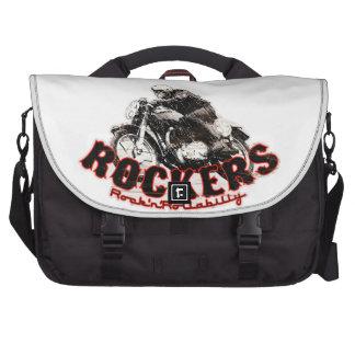 Rockers ride laptop computer bag