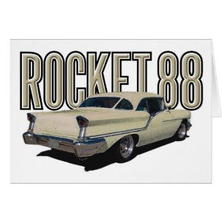 Rocket 88 card