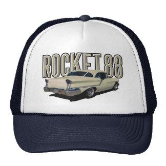 Rocket 88 gorras de camionero
