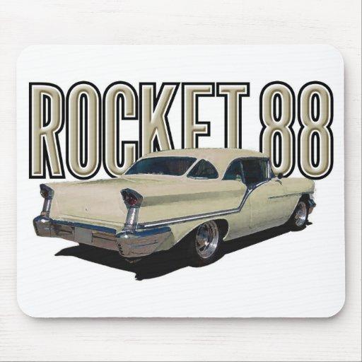 Rocket 88 mousepad