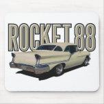 Rocket 88 tapete de ratón