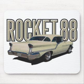 Rocket 88 alfombrillas de raton
