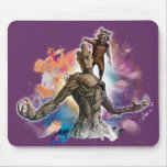 Rocket and Groot Mouse Pad