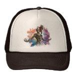 Rocket and Groot Trucker Hat