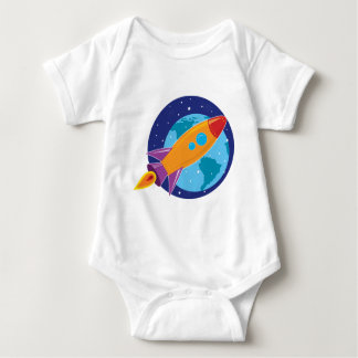 Rocket Baby Bodysuit