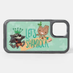 "Rocket & Baby Groot ""Let's Shamrock"" OtterBox Symmetry iPhone 12 Case"