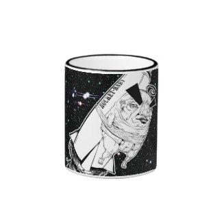 Rocket Baby mug