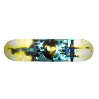 Rocket Board Blast Off Skateboard Decks