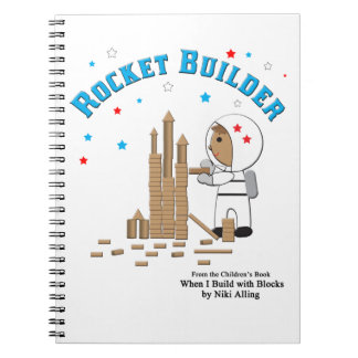Rocket Builder Note Books
