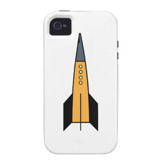 Rocket Case For The iPhone 4