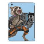 Rocket Character Art iPad Mini Retina Cases