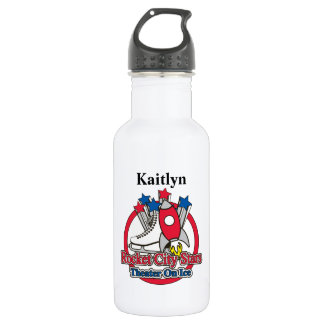 Rocket City Stars Personalized 18oz Water Bottle